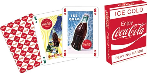 Image for Coca-Cola Playing Cards