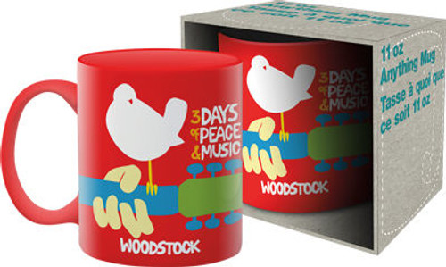 Image for Woodstock Coffee Mug