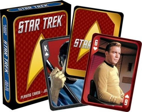 Image for Star Trek TOS Playing Cards