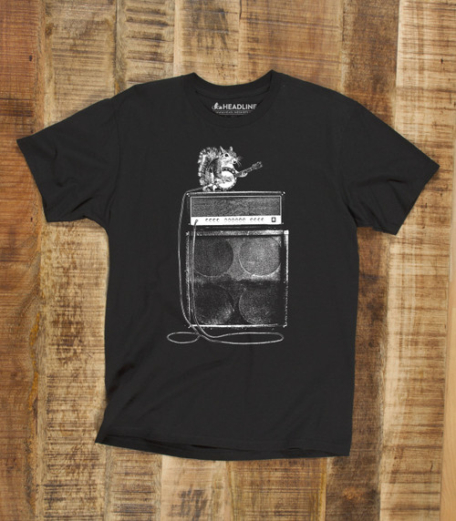 Squirrel Banjo T-Shirt