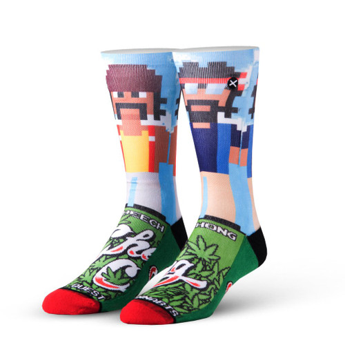 Side image for Quest for Cannabis Socks