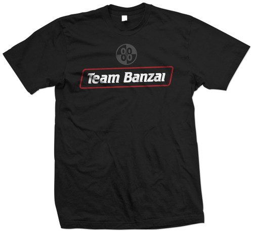 Image for Buckaroo Banzai Across the 8th Dimension T-Shirt - Team Banzai