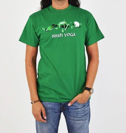 Image for Irish Yoga T-Shirt