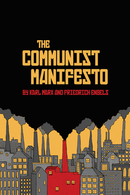 Image for Communist Manifesto Poster