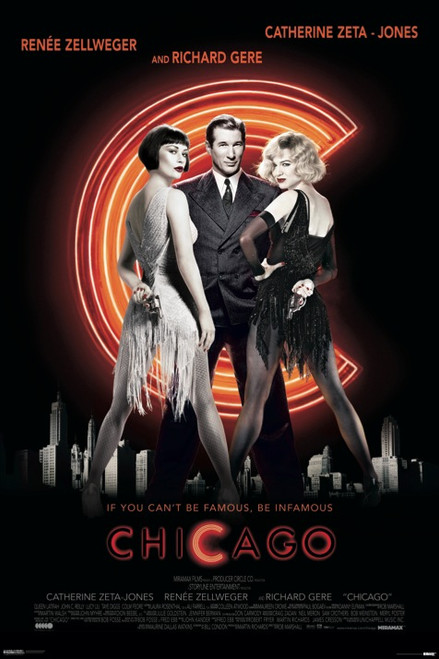 Image for Chicago Poster - One Sheet