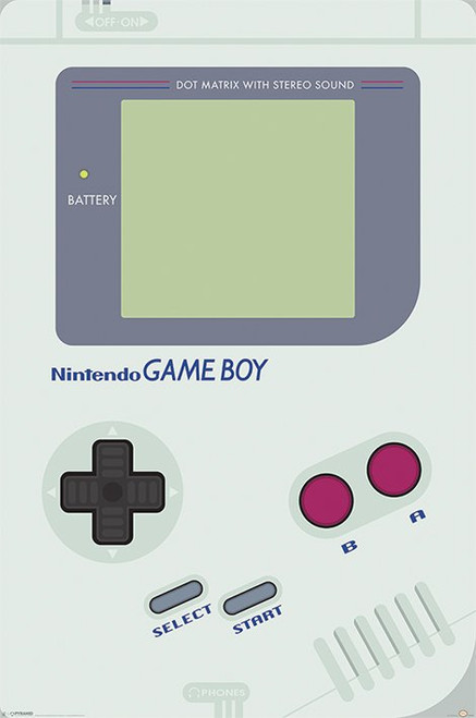 Image for Nintendo Poster - Game Boy