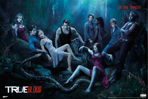 Image for True Blood Poster - Cast