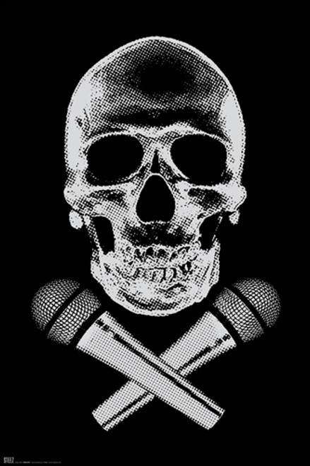 Image for Steez Poster - Skull