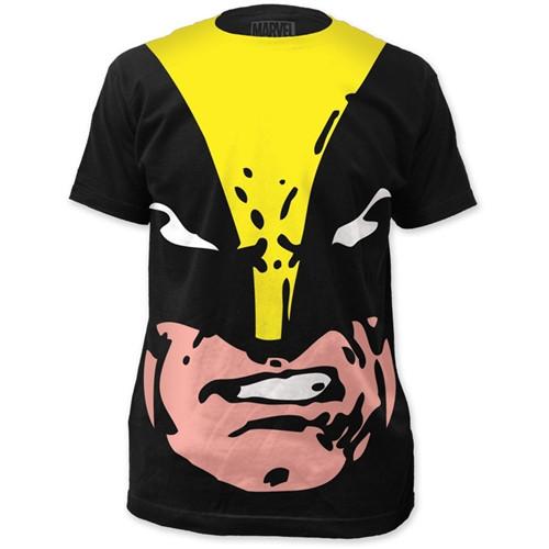 Wolverine T-Shirt - Big Head