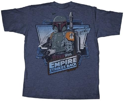 Image for Star Wars T-Shirt - the Fett