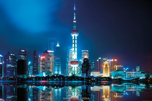 Image for  Shanghai China Poster