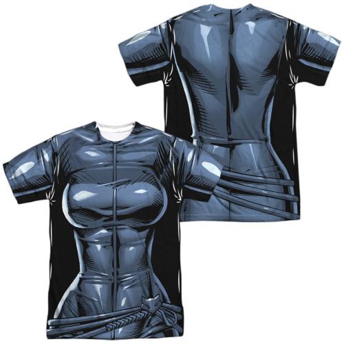 Image for Batman Sublimated T-Shirt - Catwoman Uniform