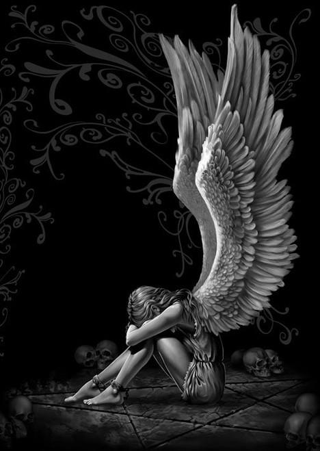Image for Spiral Poster - Enslaved Angel