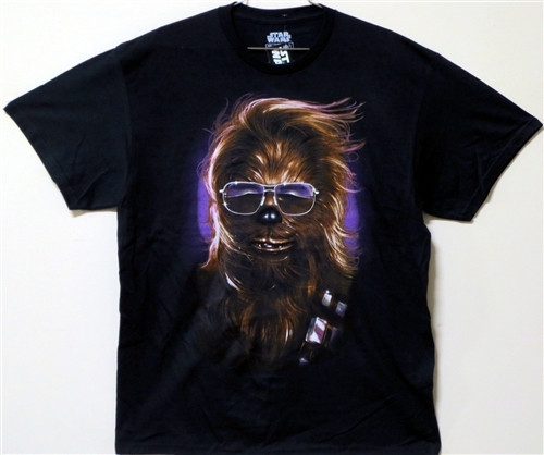 Image for Star Wars T-Shirt - Chewie Shades