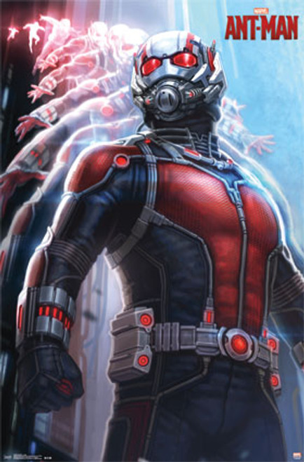 Image for Ant-Man Poster - Lang