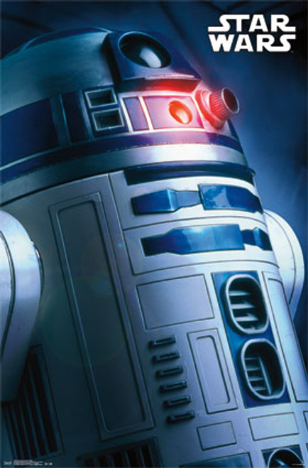 Image for Star Wars Poster - R2-D2 Profile