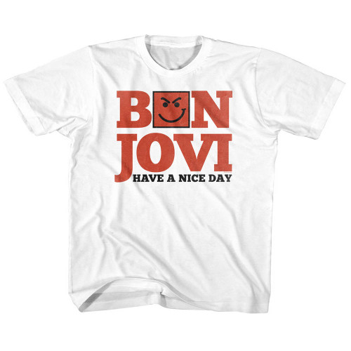 Image for Bon Jovi Have a Nice Day Toddler T-Shirt
