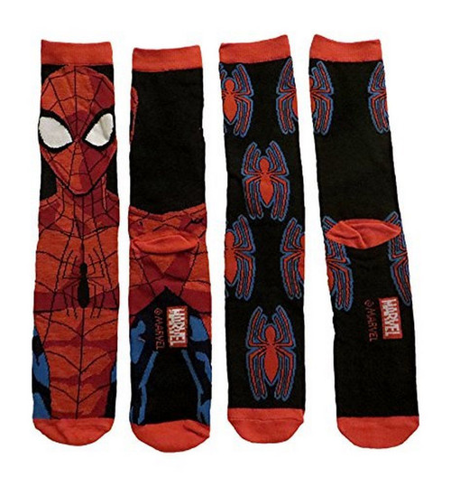 Image for Spider-Man Red 2 Pack Socks