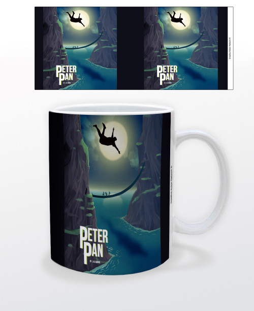 Image for Young - Peter Pan Coffee Mug