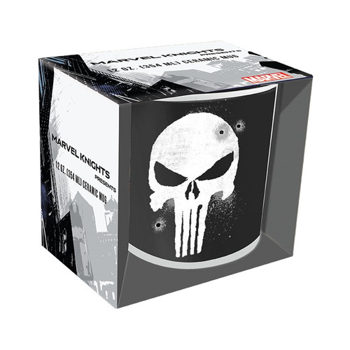Boxed image for Punisher Coffee Mug