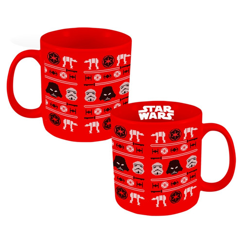 Image for Star Wars Ugly Sweater Coffee Mug