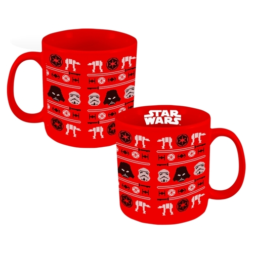 Image for Star Wars Ugly Sweater Coffee Mug