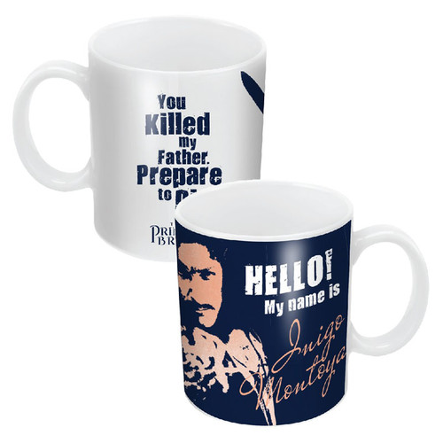 Image for The Princess Bride - Inigo Coffee Mug