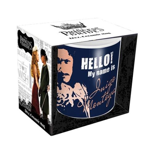 Boxed image for The Princess Bride - Inigo Coffee Mug