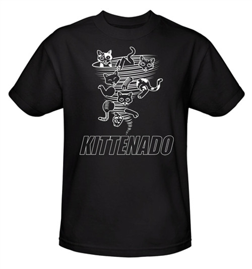 Image for Kittenado T-Shirt