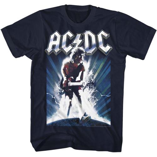 Image for AC/DC T-Shirt - Guitar Burst