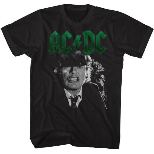 Image for AC/DC T-Shirt - Angus Growl