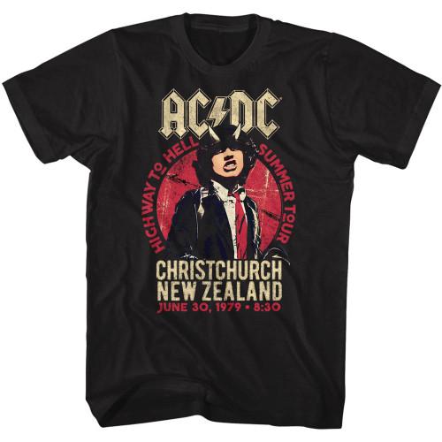 Image for AC/DC T-Shirt - NZ Tour