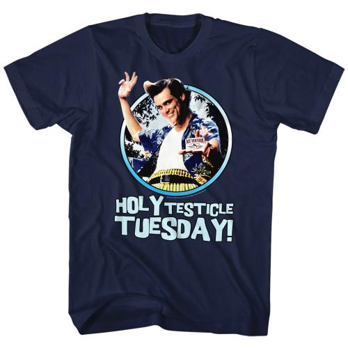 Image for Ace Ventura Pet Detective T-Shirt - Tuesday