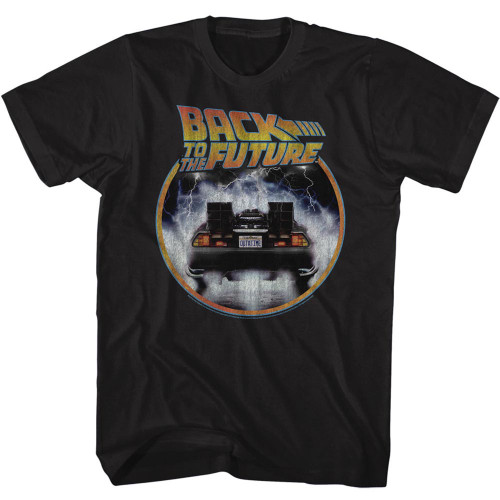 Image for Back to the Future T-Shirt - Back to the Back