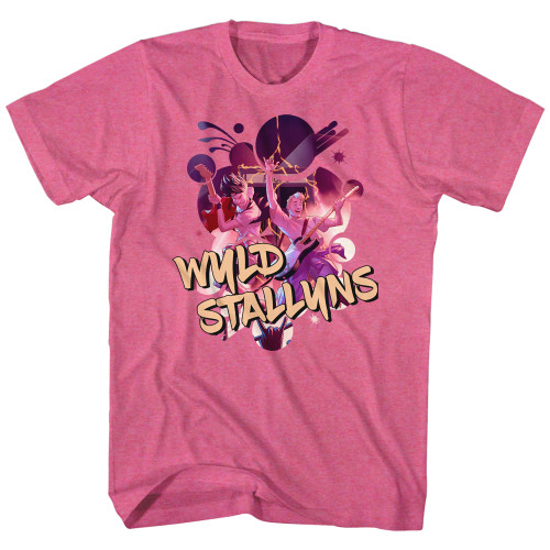 Image for Bill & Ted's Excellent Adventure T-Shirt - Wyld