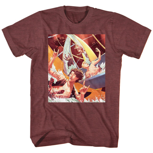 Image for Bill & Ted's Excellent Adventure T-Shirt - Water Slide