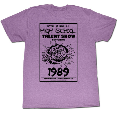 Image for Bill & Ted's Excellent Adventure T-Shirt - The Talent Show