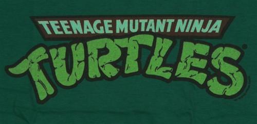 Image for Teenage Mutant Ninja Turtles Logo T-Shirt