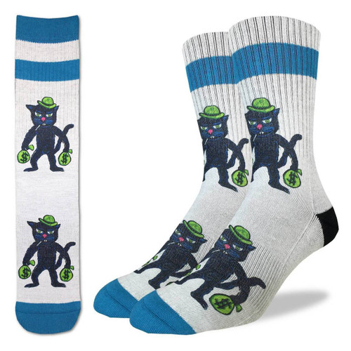 Image for Cat Burglar Socks