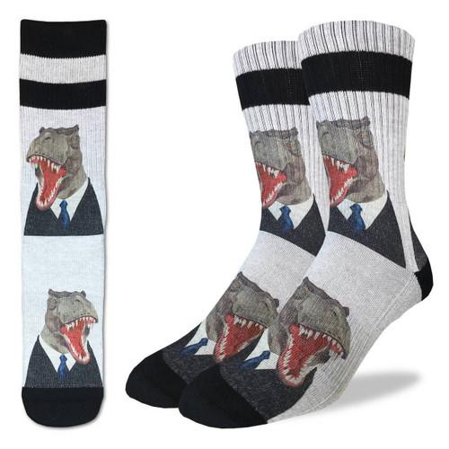 Image for Mr. T-Rex Socks