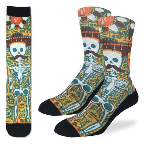 Image for Senor Bones Socks