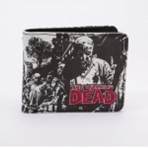 Image for Walking Dead Charlie Splash Bi Fold Wallet