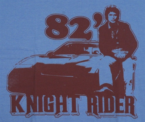 Image for Knight Rider '82 T-Shirt