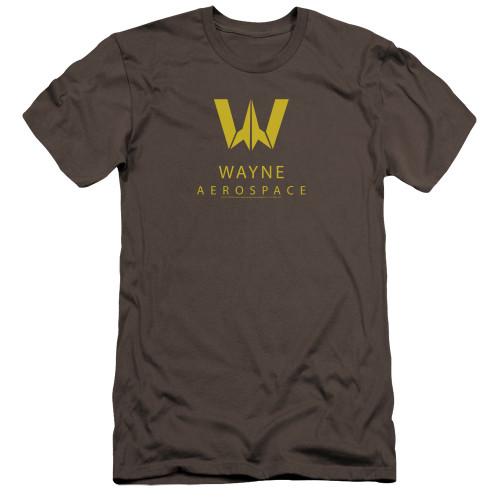 Image for Justice League Movie Premium Canvas Premium Shirt - Wayne Aerospace
