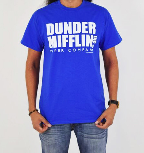The Office Dunder Mifflin Accurate T Shirt