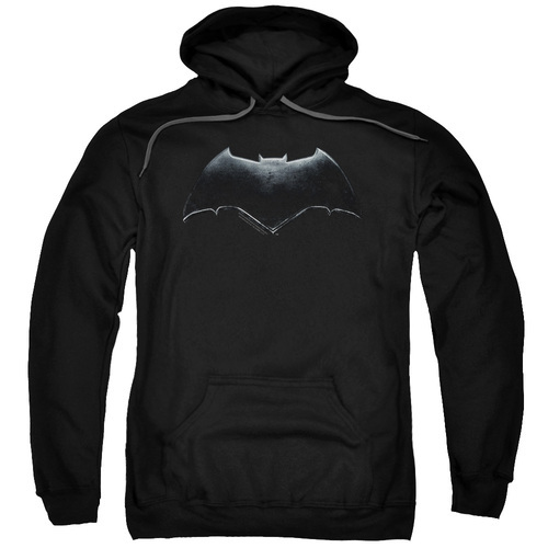 Image for Justice League Movie Hoodie - Batman Logo