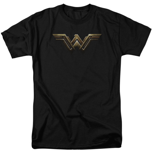 Image for Justice League Movie T-Shirt - Wonder Woman Logo