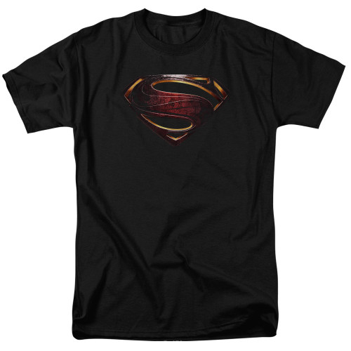 Image for Justice League Movie T-Shirt - Superman Logo
