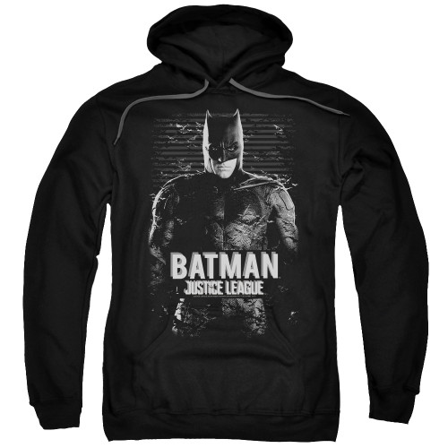 Image for Justice League Movie Hoodie - Batman
