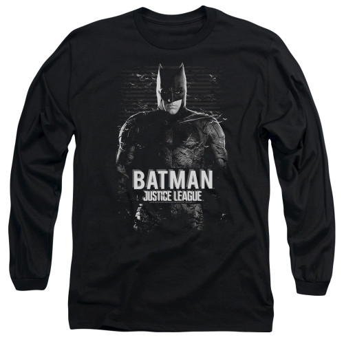Image for Justice League Movie Long Sleeve Shirt - Batman